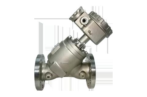 Сервоприводный клапан-отсекатель DV80